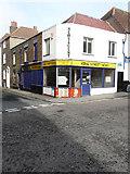 TR3752 : King Street News, 52, Middle Street by John Baker