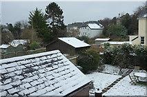 SX9065 : Snow, Torre by Derek Harper