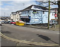 ST3087 : Former Hales Television shop, St Woolos Road, Newport by Jaggery