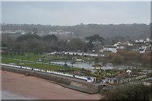 SX8959 : Goodrington Park by N Chadwick