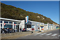 SZ1091 : The Prom Diner, Boscombe by Des Blenkinsopp