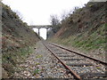 S6815 : Farmer's Accommodation Bridge - Waterford to Rosslare Line by Redmond O'Brien