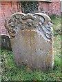 SU6089 : Old headstone by Bill Nicholls