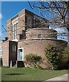 TQ1881 : Church of The Ascension, Beaufort Road, London W5 by Jim Osley