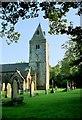 NU1019 : The Parish Church, Eglingham by Martin Tester