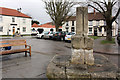 TA0721 : Market or Butter Cross, Barrow-upon-Humber by Jo Turner