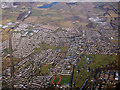 NS6169 : Bishopbriggs from the air by Thomas Nugent