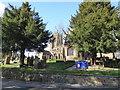 SJ7744 : All Saints' Parish Church, Madeley by Jonathan Hutchins