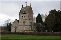 ST9383 : Rodbourne church by Philip Halling