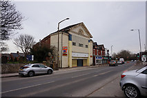 SE5613 : The former Picture House, High Street, Askern by Ian S
