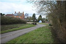 TF0940 : Entering the village of Northbeck by Bob Harvey