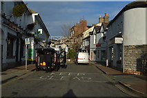 SX9265 : Fore St by N Chadwick