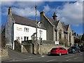 NZ0965 : The Hearth Arts Centre & Café, and Horsley Village Church by Mike Quinn