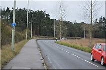 SX9788 : Road to Topsham by N Chadwick