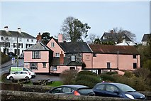 SX9688 : Bridge Inn by N Chadwick