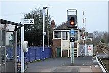 SX9688 : Topsham Signalbox by N Chadwick