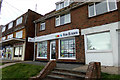 TQ3505 : Fox & Sons Estate Agents, Woodingdean Branch by Adrian Cable