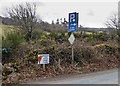 NH7544 : The sign says it all by valenta