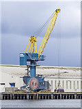 J3576 : Crane, Belfast by Rossographer