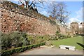 SJ4066 : Chester City Walls by Jeff Buck