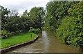 SP4183 : Former bridge site east of Ansty, Warwickshire by Roger  Kidd