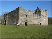 NR9057 : Skipness Castle by G Laird