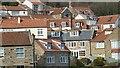 NZ8116 : Runswick Bay Roofscape by Graham Hogg