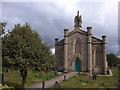 SD4412 : St John the Baptist, Burscough - west end by Stephen Craven