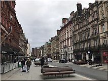 SJ3490 : Castle Street, Liverpool by Jonathan Hutchins