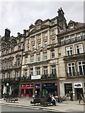 SJ3490 : Listed buildings on Castle Street, Liverpool by Jonathan Hutchins