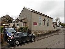 ST5464 : Winford Baptist Chapel by Roger Cornfoot