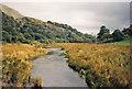 SH5456 : Betws Garmon: the Afon Gwyrfai by Martin Bodman