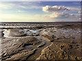 SD4365 : Thick Mud, Morecambe Bay by David Dixon
