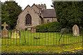 SO5174 : St Giles' Church, Ludford by Ian Capper