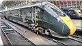 TQ2681 : New GWR 800 Class train in Paddington Station by Philip Halling