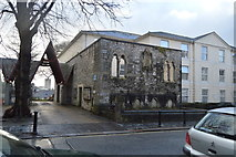 SX4754 : Plymouth Cathedral (part) by N Chadwick