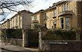 ST5774 : Houses on Westfield Park, Redland by Derek Harper