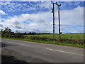 NS4171 : Power lines near Formakin by Thomas Nugent