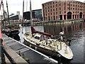 SJ3489 : Albert Dock and the Merseyside Maritime Museum by Jonathan Hutchins