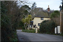 SX9268 : Thatched Tavern, Maidencombe by N Chadwick