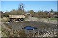 SP4613 : Derelict Site, Begbroke by Des Blenkinsopp