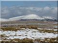 NS9534 : Tinto viewed from moorland near Crawfordjohn by Alan O'Dowd
