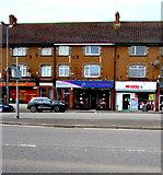 ST3090 : New frontage for Malpas Pharmacy, 361 Malpas Road, Newport by Jaggery