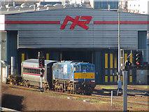 J3475 : NIR class 111 at York Road Depot by Gareth James