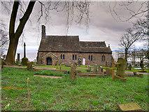 SD4161 : St Peter's Church, Heysham by David Dixon