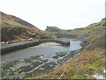 SX0991 : Boscastle Harbour by Sarah Smith