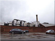 SE4843 : John Smith's Brewery from round the back by Stephen Craven