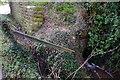 SO5632 : Railway drainage culvert near Ballingham by John Winder
