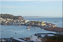 SX9372 : View towards Teignmouth by N Chadwick