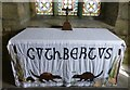 NY8989 : Altar in Church of St Cuthbert, Corsenside by Russel Wills